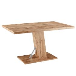 Jedálenský stôl, dub wotan, BOLAST
