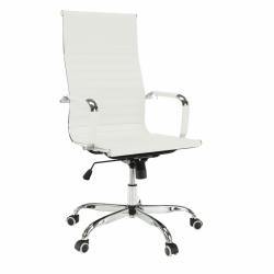 Kancelárske kreslo, biela, AZURE 2 NEW