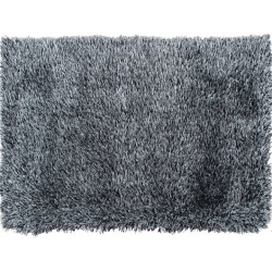 Koberec, krémovo-čierna, 200x300, VILAN