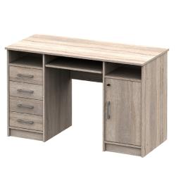 PC stôl, dub sonoma, B9 NEW