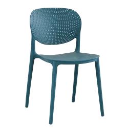 Stolička, modrá, FEDRA