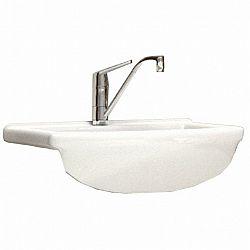 Umývadlo, keramické, OLIVIA UM 16
