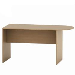 Zasadací stôl s oblúkom 150, buk, TEMPO ASISTENT NEW 022