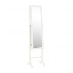 Zrkadlo, biela, MIROR  NEW