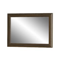 Zrkadlo, dub sonoma/čokoláda, PARMY